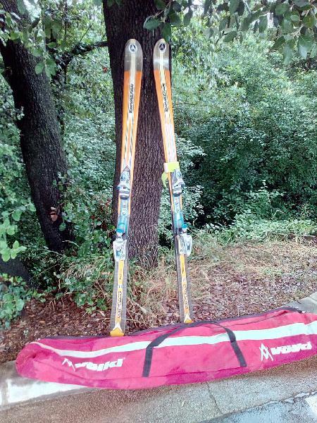 Ganga! esquis dynastar skicross 70 drive + funda