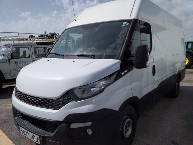 Iveco daily 35-130 furgón