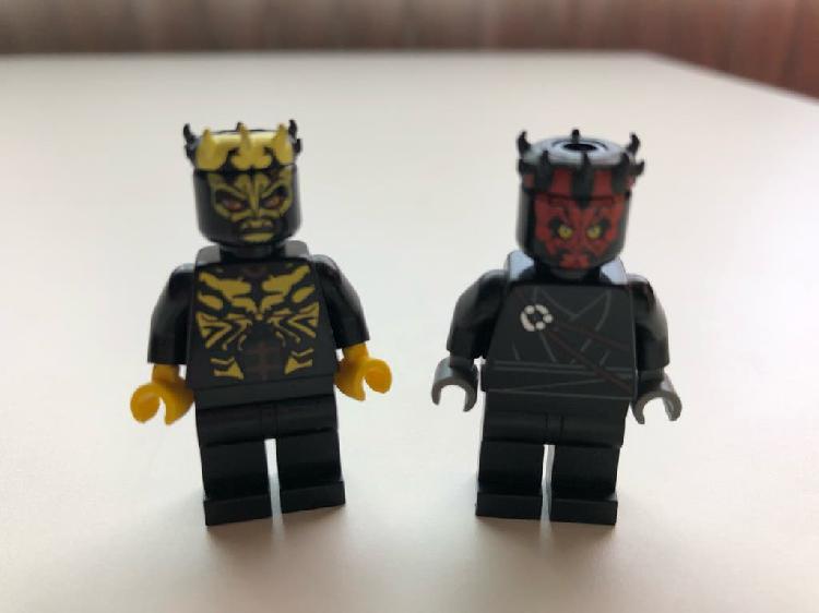 Lego darth maul y savage opress