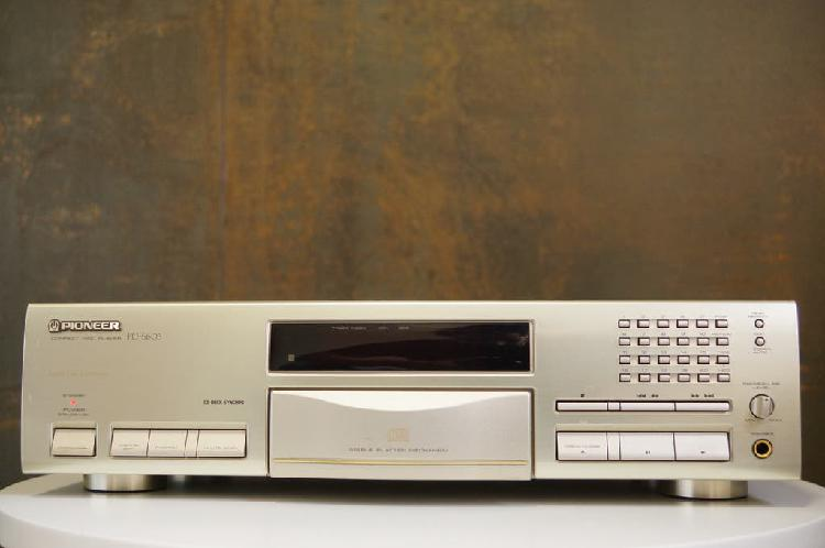 Pioneer reproductor cd pd s603