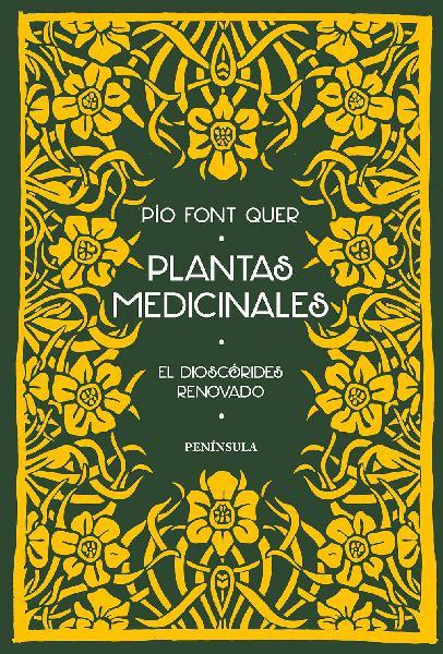 Plantas medicinales-dioscórides renovado-p.f.quer