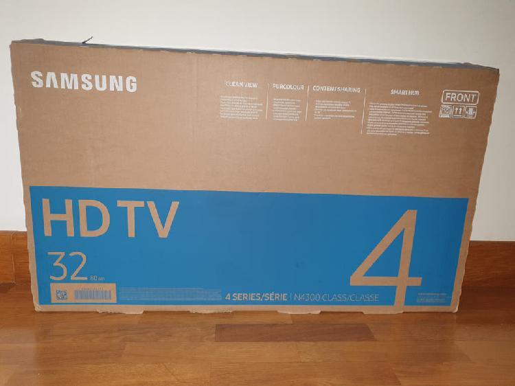 Samsung hd tv 32'