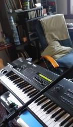 Sintetizador yamaha sy 85
