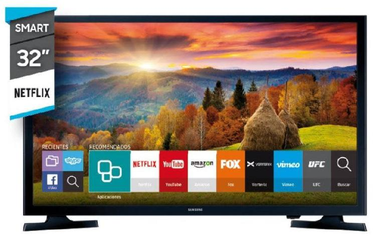 "Tv led 32"" - samsung ue32n4300, hd ready, smart tv"