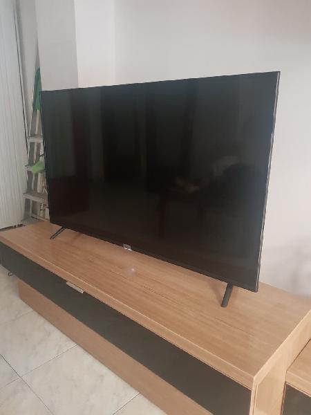 "Tv led 55"" tcl smart tv 4k ultra hd nueva"