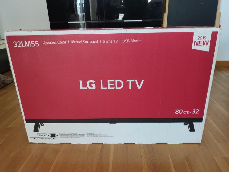 Televisión lg led 32