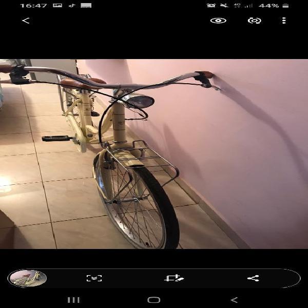 Vendo bici paseo retro