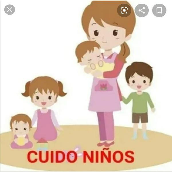 Cuidada de niños