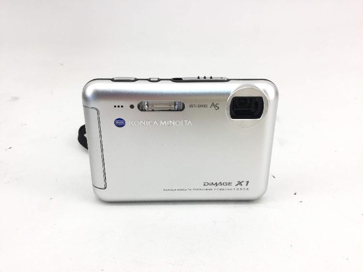 10 % camara digital compacta konika minolta dimagex1