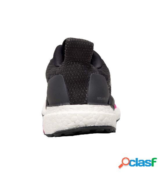 Zapatillas running adidas solar boost 19 w 38 negro