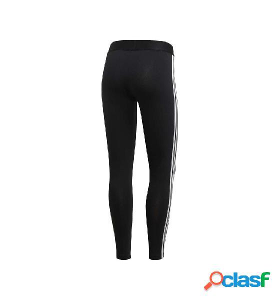 Mallas long fitness adidas w e 3s tight negro xs