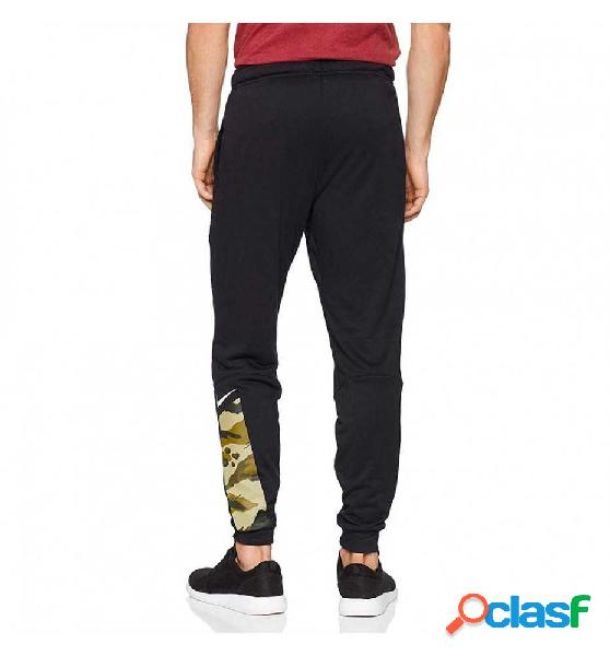 Pantalon largo fitness nike dry l negro