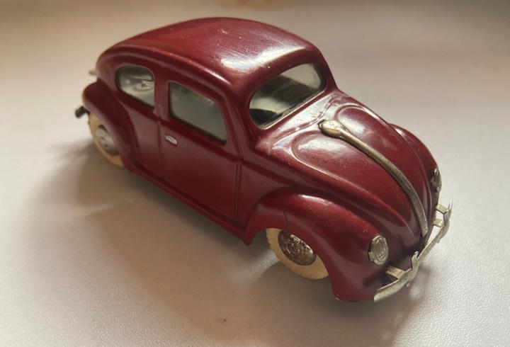 50's auto dux volkswagen beetle muy buena condicion raro