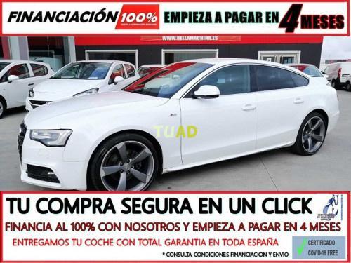 Audi a5 sportback 2.0 tdi sline 150 *** financiacion ***