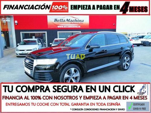 Audi q7 3.0 tdi sport 272 cv *** financiacion ***