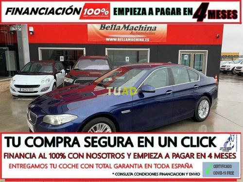 Bmw serie 5 530xd automatico *** financiacion ***
