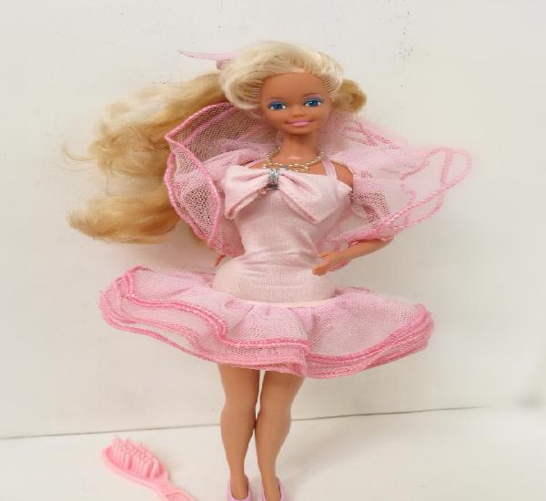 Barbie perfume pretty fragancia made in spain años 80