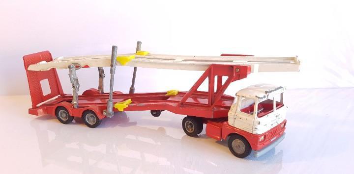 Camion scammell mark iv de corgi major. años 60.