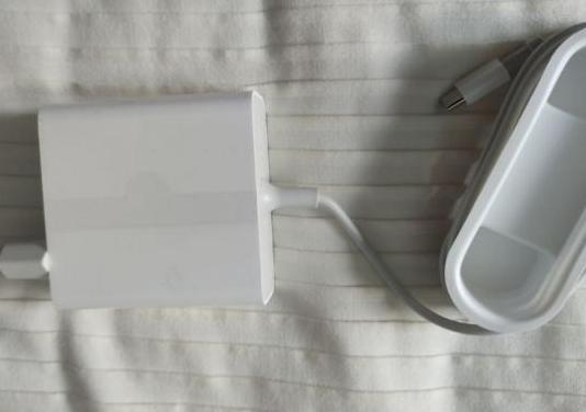 Cargador portátil xiaomi 65w tipo c nuevo