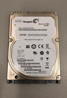 "Disco duro 2.5"" seagate momentus"
