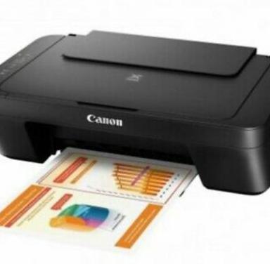 Impresora color canon pixma mg2550s en su caja