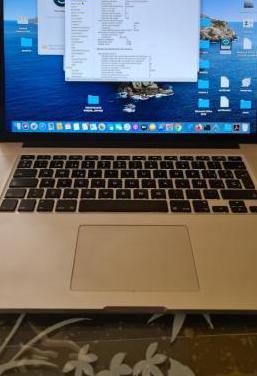 Macbook pro retina 15 i7 2,7ghz 512gb 16gb ram