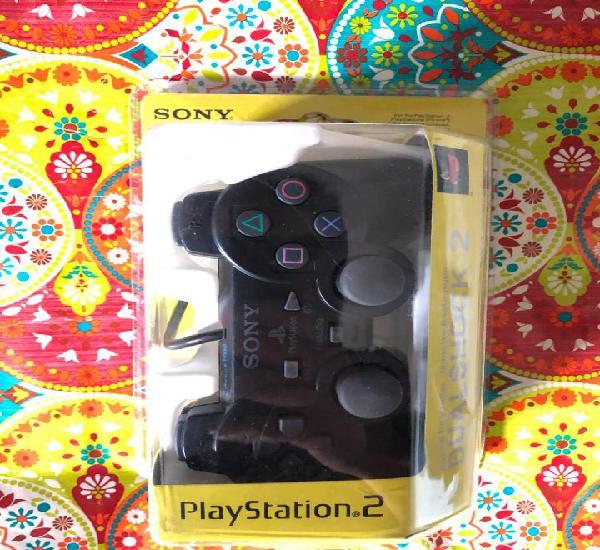 Mando dualshock 2 playstation 2 precintado!!