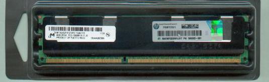 Micron 4gb pc3-10600r 1333mhz server memory
