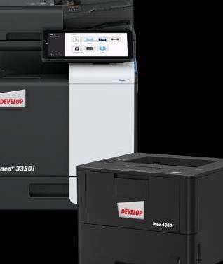 New) konica minolta c3350i impresora de regalo