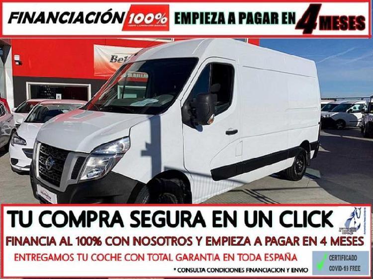 Nissan nv400 2018 diesel 130cv