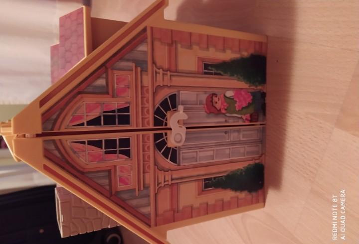 Playmobil casa maletín ref 4145. geobra 2005