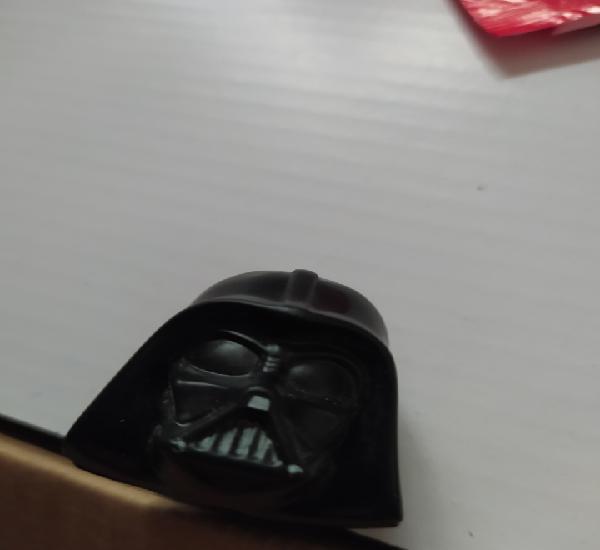 Porta caramelos de chupa chups star wars darth vader caja