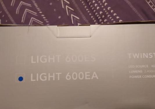 Pantalla led twinstar light 600ea