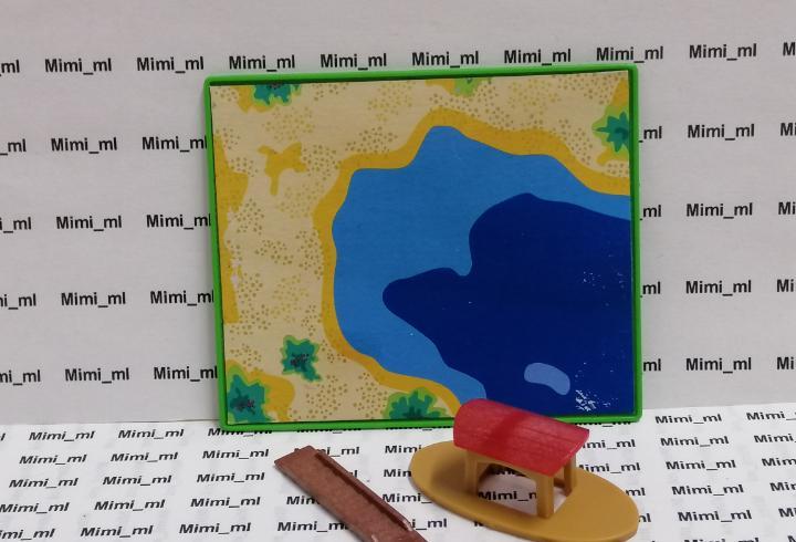 Playmobil arca noe miniatura mini mundos alfombra juguetes