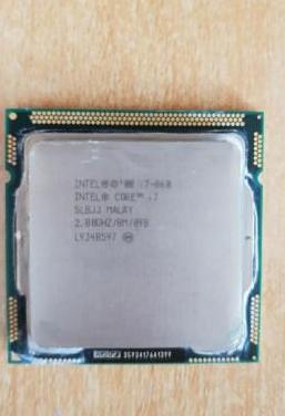 Procesador Intel Core i7 860