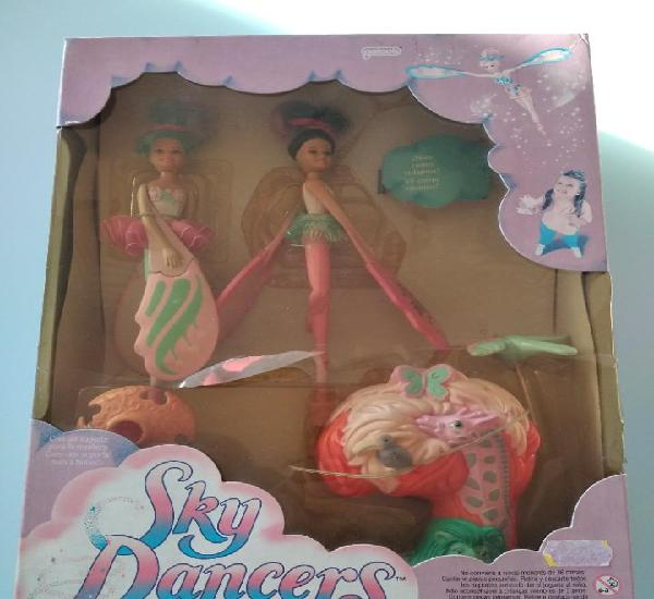Sky dancers. galoob (famosa). nuevo