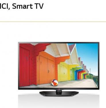"""Tv led lg 42"""" smart tv wifi"""