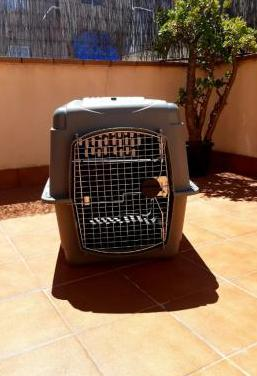 Transportin para perro(petmate sky ultra kennel)