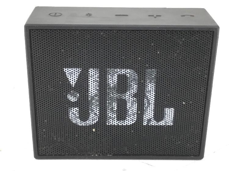 Altavoz portatil bluetooth jbl go
