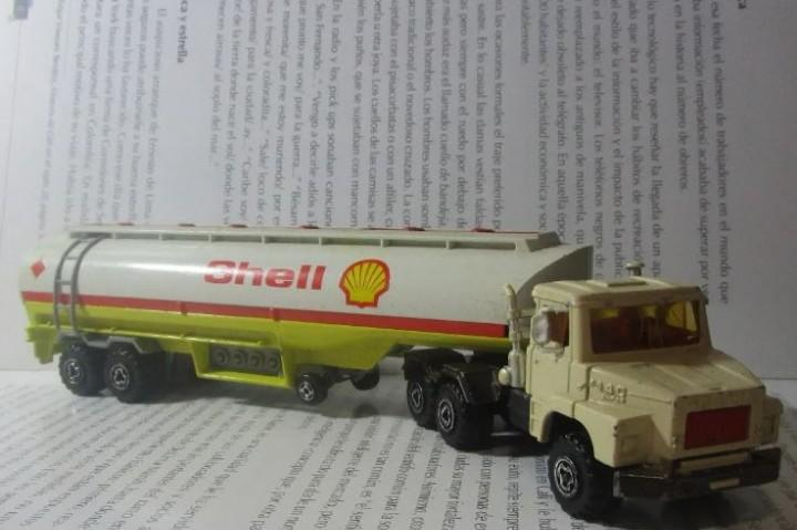 Camion truck tractocamion tractomula scania tanque cisterna