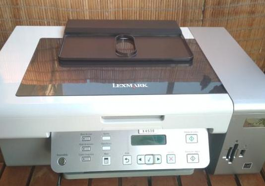 Impresora multifuncion wifi lexmark x4530