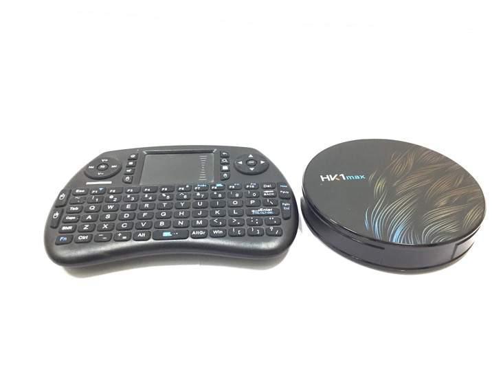 Otros tv y video smart tv hk1 max + air keyboard
