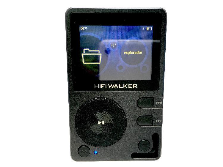 Reproductor mp3 otros h2 hi-res audio