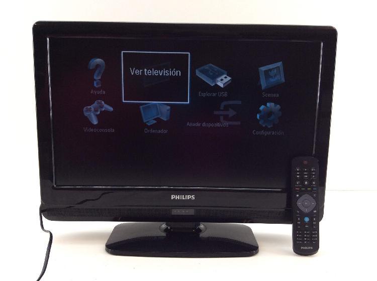 Televisor lcd philips 22hfl4372d