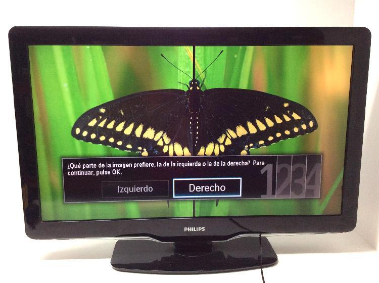 Televisor lcd philips 37pfl5405