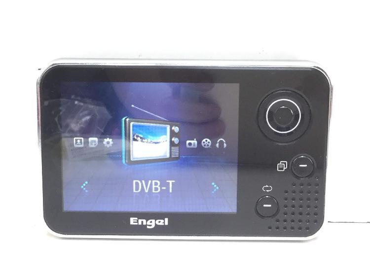 Televisor lcd portatil otros engel tdt 8300