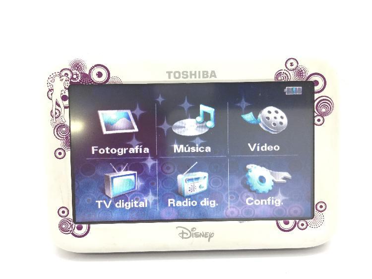 Televisor lcd portatil toshiba m400