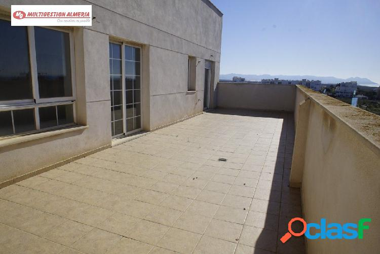 Promocion venta a estrenar / el toyo - retamar - fase i - ático terraza 43,08 m2 y garaje doble