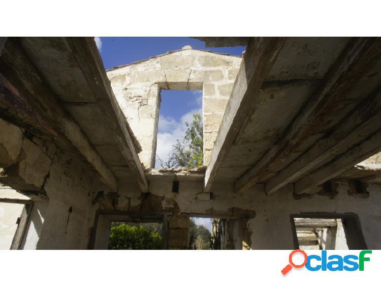 Finca rústica en venta en menorca (maó / mahón) de 600m2 y 22 hectáreas de terreno