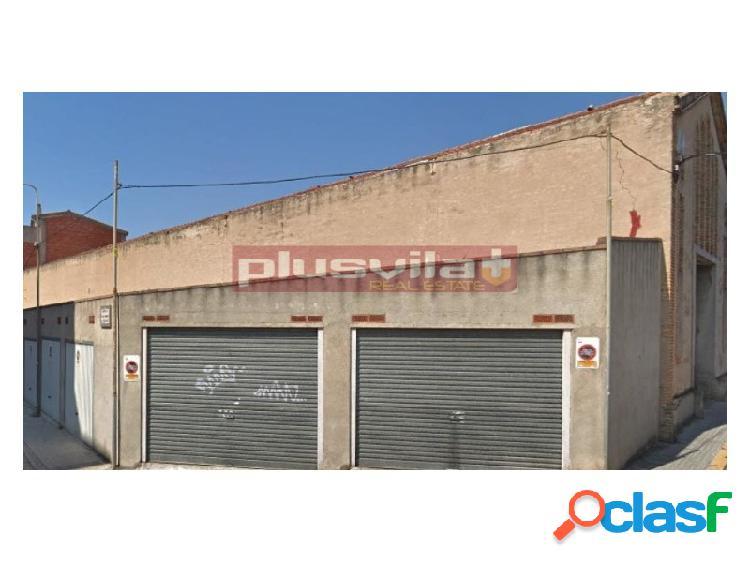 Solar urbano en venta barrio poblenou, vilafranca del penedes, barcelona.